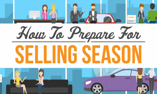 How To Prepare For Selling Season